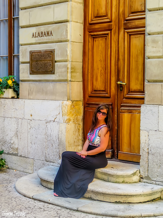 Alabama Room in Town Hall Geneva