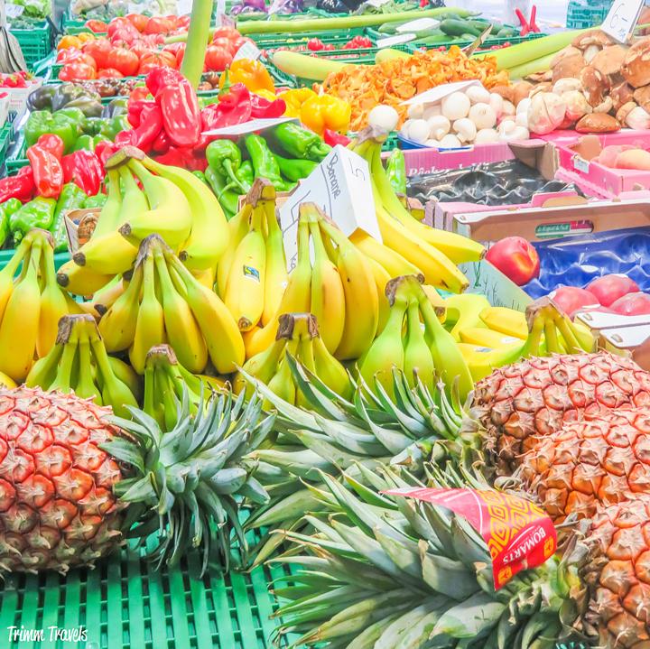 Carouge Farmers Market Produce Geneva