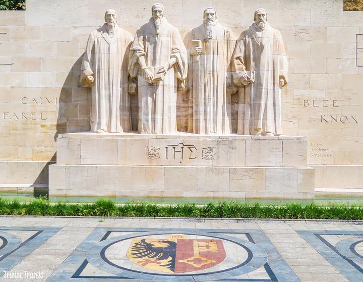 Reformation Wall Geneva