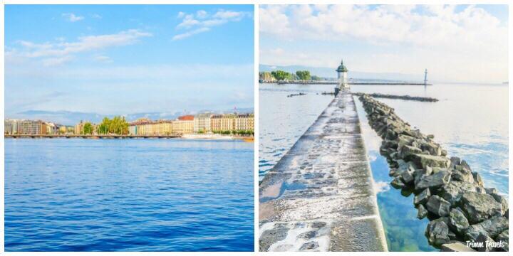 Favorite Things To Do Geneva Switzerland Lake Geneva Collage