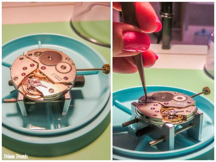 Favorite Things To Do Geneva Switzerland Watchmaking Collage