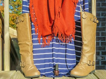 Fall Game Day Rivalry Dress Accessories