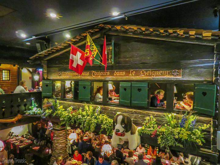 Restaurant Edelweiss Geneva