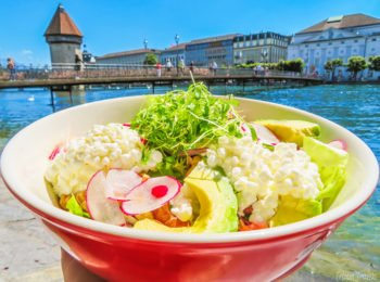 5 Fabulous Places To Eat In Lucerne, Switzerland