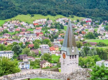 A Day Trip To Liechtenstein From Zürich, Switzerland