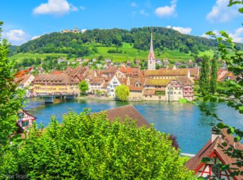 Stein Am Rhein and Rhine Falls: The Ultimate Day Trip From Zürich, Switzerland