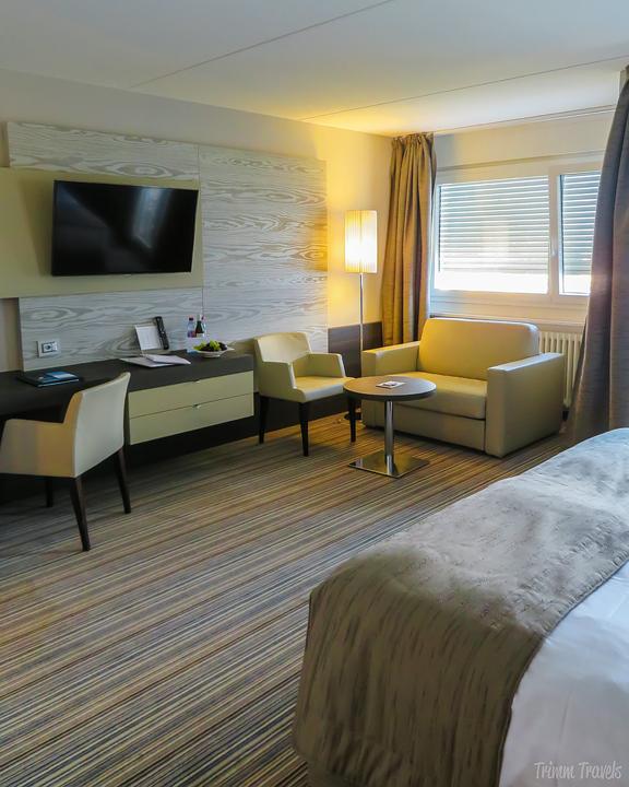 best hotel and restaurants montreux switzerland