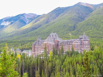 Where To Stay For A Magical Experience in Banff, Canada