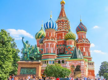 17 Places to Visit in Moscow Russia in One Day
