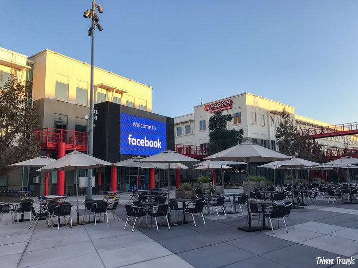 Facebook Headquarters Tour: The Happiest Place in Tech • Trimm Travels