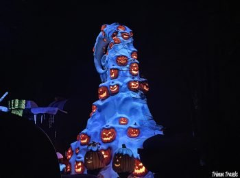 If you're in Japan on October 31st, you must experience a Tokyo Disneyland Halloween. You can always count on Disney for a spooky, fun night! #tokyo #disneyland #halloween #japan #asia #travel